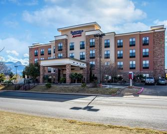 Fairfield Inn & Suites Alamogordo - Alamogordo - Building