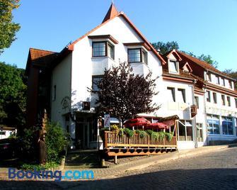 Hotel Am Markt - Sagard - Edificio