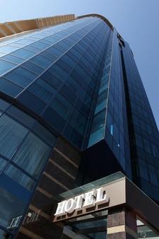 Sk Royal Hotel Moscow - Moskova - Rakennus