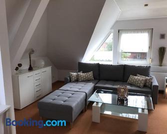 Ferienwohnung mit Whirlpool - Otterndorf - Wohnzimmer