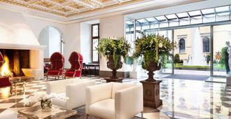 Living Hotel De Medici - Dusseldorf - Resepsjon