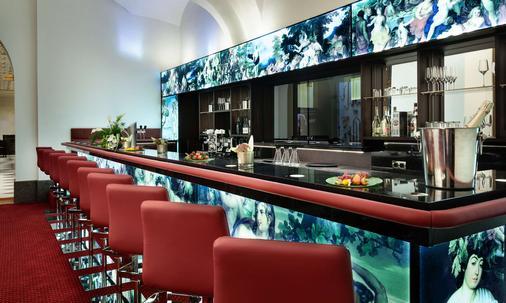 Living Hotel De Medici By Derag - Düsseldorf - Bar