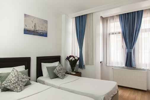 The House of Tulpan - Istanbul - Bedroom