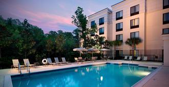 基因斯維爾萬豪春丘酒店 - 蓋斯維爾 - 蓋恩斯維爾(佛羅里達州) - 游泳池