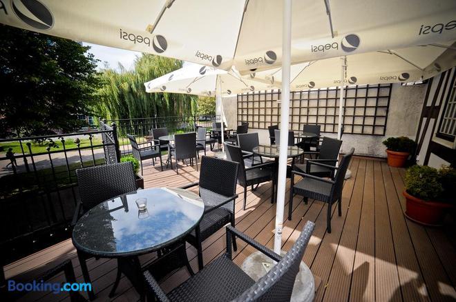 World Hostel - Gdansk - Balcony