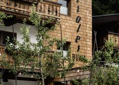 Hotel Tiroler Buam - Saalbach - Rakennus