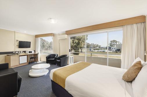 Ciloms Airport Lodge - Tullamarine - Bedroom