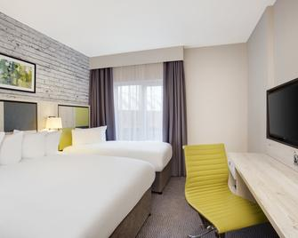 Jurys Inn Manchester City Centre - Manchester - Bedroom