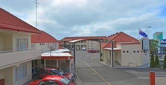 Brougham Heights Motel - New Plymouth - Außenansicht