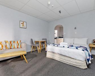 Oakwood Manor Motor Lodge - Mangere - Bedroom