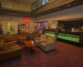 Hotel Safir Casino - Sezana - Recepce