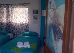 Sun Island - Puerto Villamil - Schlafzimmer