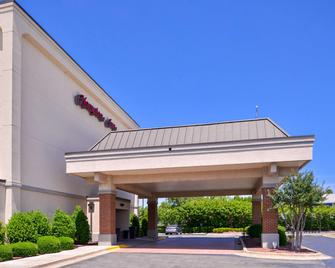 Hampton Inn Decatur - Decatur - Gebäude