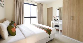 普里姆普利斯2號酒店 - 曼谷 - 臥室