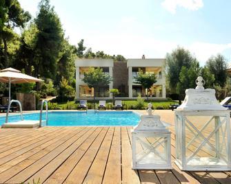 Polyastron Place Hotel & Spa - Kassandreia - Pool