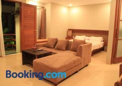 Semarandana - Denpasar - Schlafzimmer