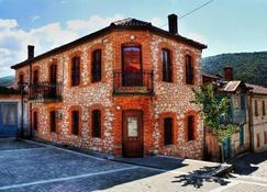 Philippos Hotel - Agios Germanos - Gebäude