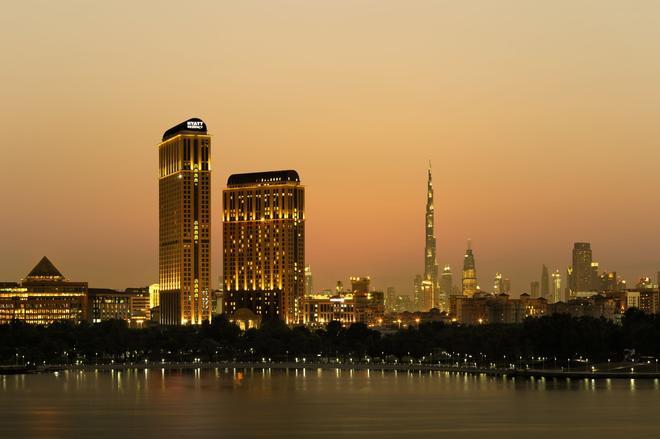 Hyatt Regency Dubai Creek Heights Residences - Дубай - Вид снаружи