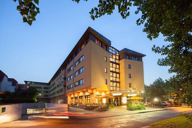 Suite Hotel Leipzig - Λειψία - Κτίριο