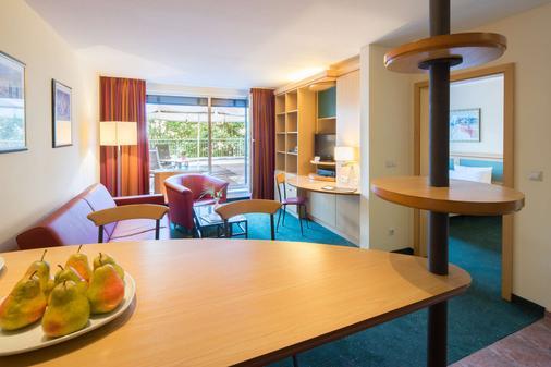 萊比錫套房酒店 - 萊比錫 - 餐廳