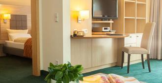 Suite Hotel Leipzig - Leipzig - Soveværelse