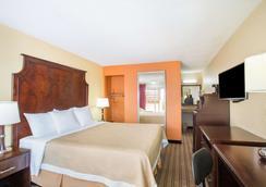 Days Inn by Wyndham Blytheville - Blytheville - Bedroom