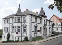 Le petit Palais - Hotel/Pension - Bad Suderode - Building