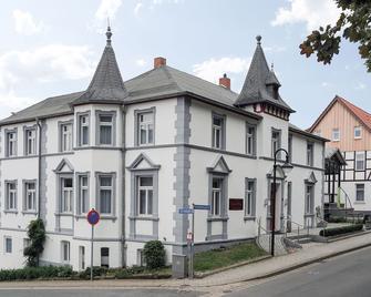 Le petit Palais - Hotel/Pension - Bad Suderode - Edifício
