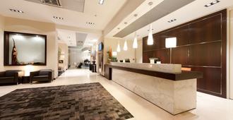 Italiana Hotels Cosenza - Cosenza - Front desk