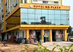 Hotel M K Plaza - Бодх-Гая - Здание