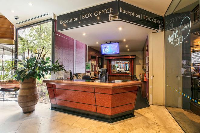 馬修弗林德斯酒店 - 查德史東 - 墨爾本 - 櫃檯