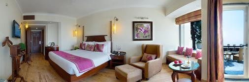 Royal Orchid Fort Resort - Mussoorie - Camera da letto