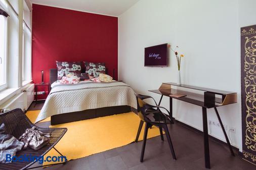 Central Hotel Bel Etage - Hamburg - Bedroom