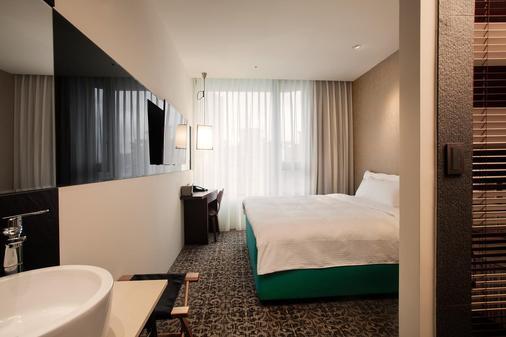 Lacle Hotel-Luzhou Taipei - Taipei - Bedroom