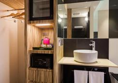 Lacle Hotel-Luzhou Taipei - Ταϊπέι - Μπάνιο