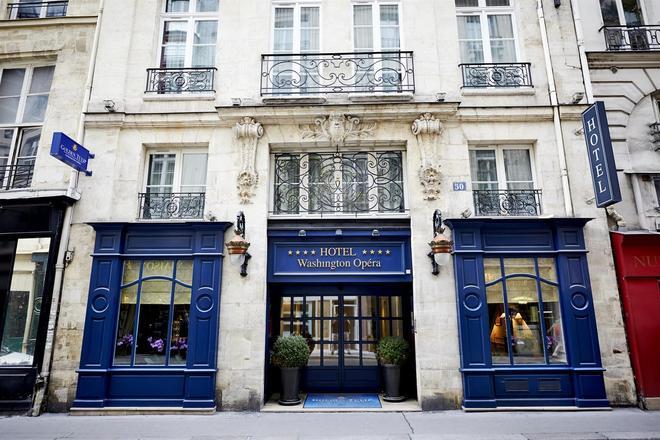 Golden Tulip Washington Opera - Paris - Building