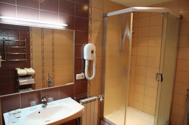 Vladimirsky Dvorik - Vladimir - Bathroom
