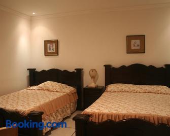 Hotel y Restaurante Costa del Sol - Mata de Limon - Bedroom