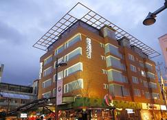 Nu House Boutique Hotel - Quito - Building