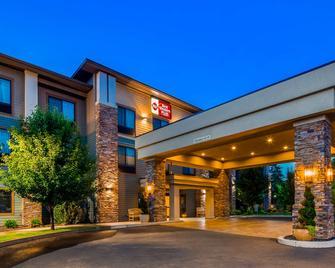 Best Western Plus Dayton Hotel & Suites - Dayton - Building