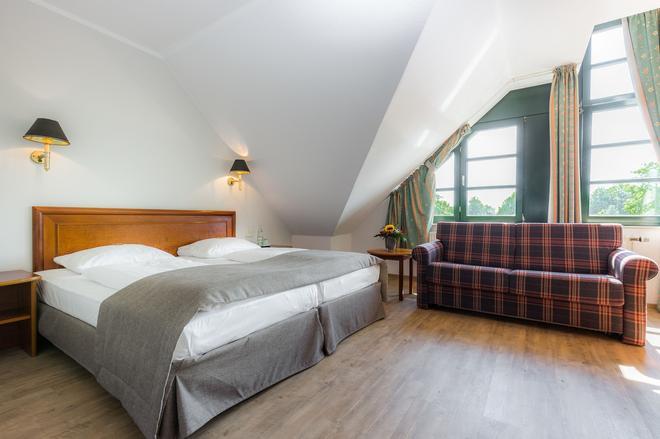 Hotel Ohlenhoff - Norderstedt - Bedroom