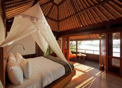 The Menjangan - Gerokgak - Bedroom
