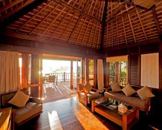 The Menjangan - Gerokgak - Living room