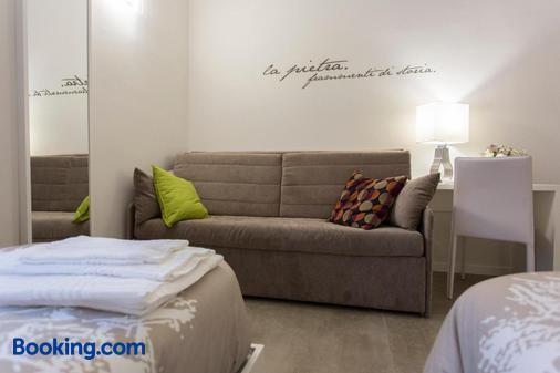 Frammenti - Matera - Bedroom