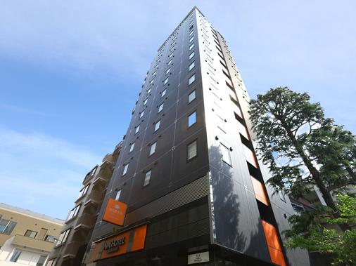 APA Hotel Ginza-Takaracho - Tokyo - Toà nhà
