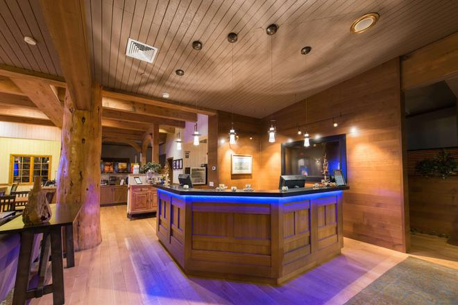 Best Western Antlers - Glenwood Springs - Vastaanotto