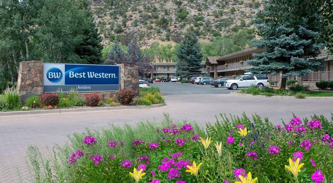 Best Western Antlers - Glenwood Springs - Rakennus