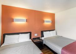 南達拉斯 6 號汽車旅館 - 達拉斯 - 達拉斯 - 臥室