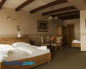 Hotel & Caffe Silesia - Фрідек-Містек - Bedroom