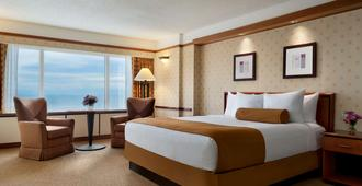 Bally's Atlantic City Hotel & Casino - אטלנטיק סיטי - חדר שינה